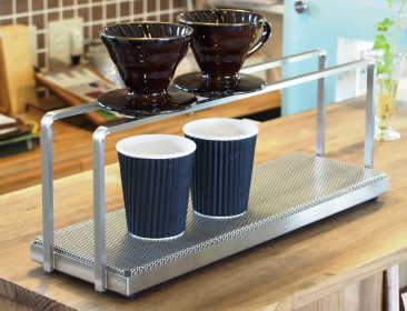NPS® COFFEE DRIPPER STAND (with Tray)