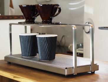 NPS® COFFEE DRIPPER STAND WIDE (with Tray)